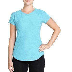 NWT Kirkland Signature Womens Active V-Neck Tshirt
